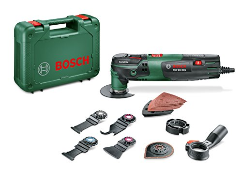 Bosch Multifunktionswerkzeug PMF 250 CES Set (250...