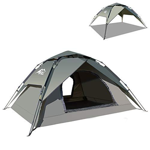BFULL Instant Pop Up Camping Zelte für 2-3...