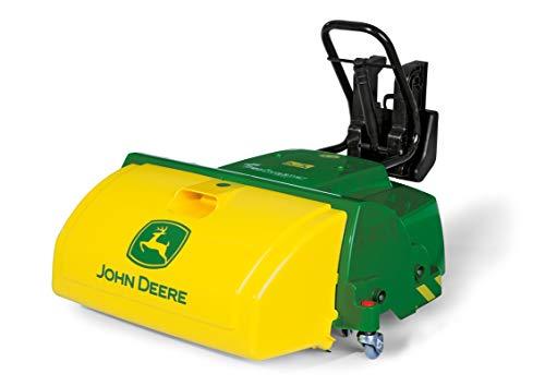Rolly Toys 409716 rollyTrac Sweeper John Deere,...