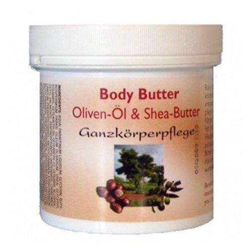 Alwag Body Butter aus Olivenöl und Shea-Butter -...