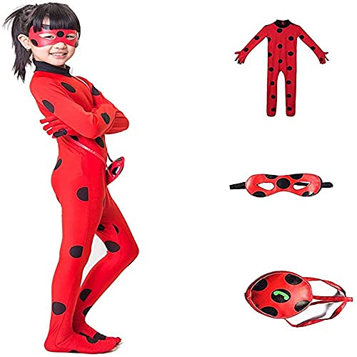 FZCRRDU KOCCAE Karneval Ladybug Mädchen...