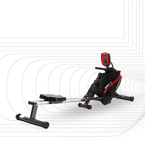 SportPlus Rudergerät klappbar für zuhause - 8...