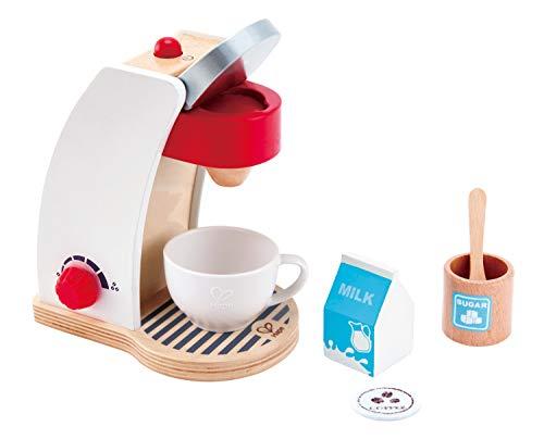 Hape E3146 - Meine Kaffeemaschine, Zubehör für...