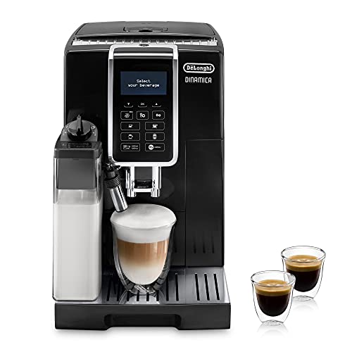 De'Longhi Dinamica ECAM 350.55.B Kaffeevollautomat...