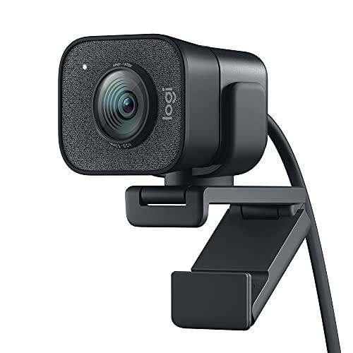 Logitech StreamCam - Livestream-Webcam für...