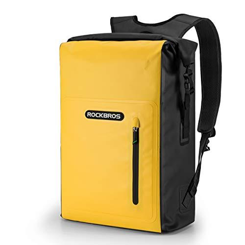 ROCKBROS Dry Bag Rucksack Wasserdicht Packsack 25L...