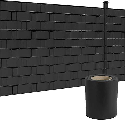 LZQ PVC Sichtschutzstreifen Sichtschutzfolie Extra...