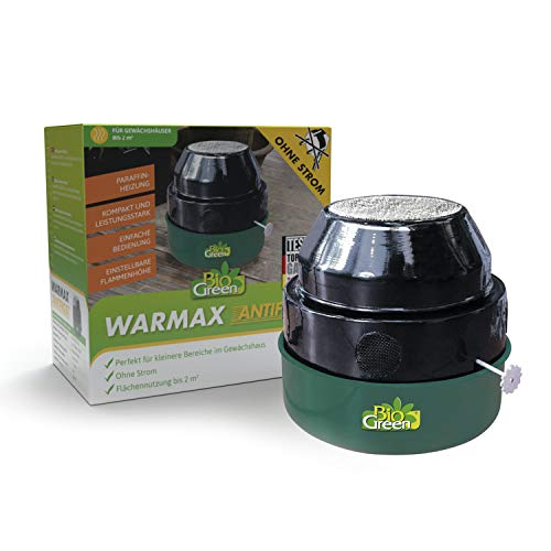Bio Green Paraffinheizung Warmax Antifrost,...