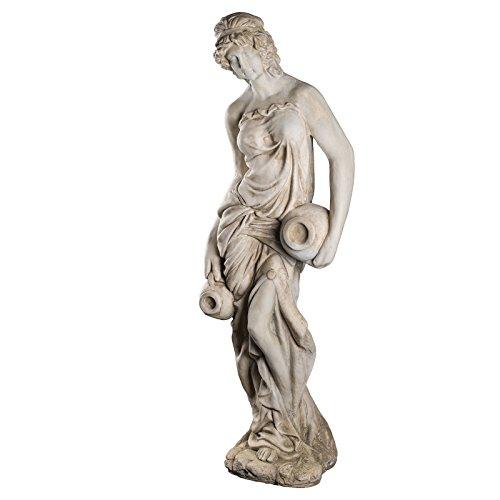Wetterfeste Riesige XXL schwere (18 kg) Statue...