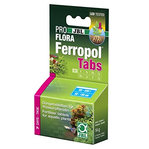 JBL FerropolTabs 2020000, Pflanzendünger für...