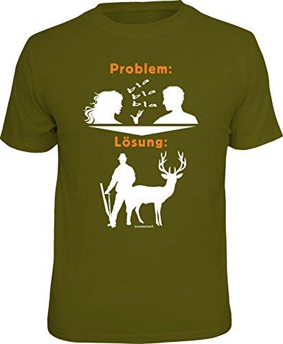 RAHMENLOS Original Geschenk T-Shirt für den...