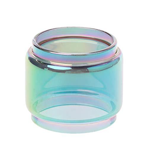 Fahou Regenbogen Transparent Vape Glasrohr Glas...