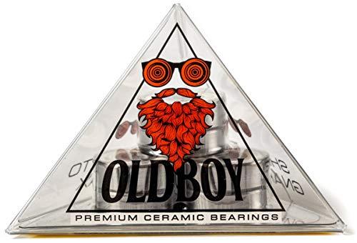 Oldboy Premium Ceramic - Keramik-Kugellager für...