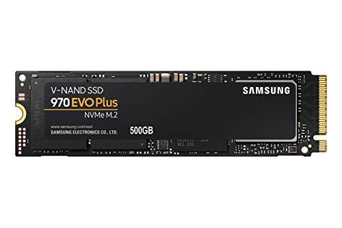 Samsung 970 EVO Plus 500 GB PCIe 3.0 (bis zu 3.500...