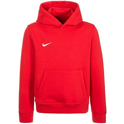 Nike Unisex Kinder Kapuzenpullover Team Club, Rot...