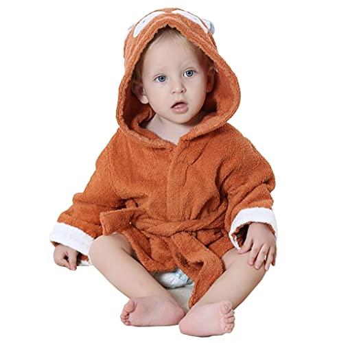 STOFIA Frottee Bademantel Baby 100 % Baumwolle...