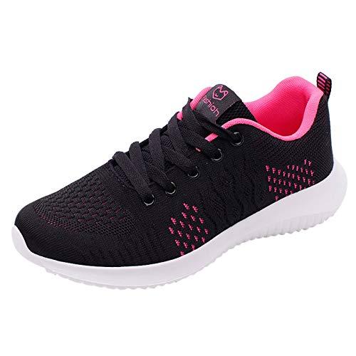 Sneaker Damen Leichte Atmungsaktiv Sportschuhe...