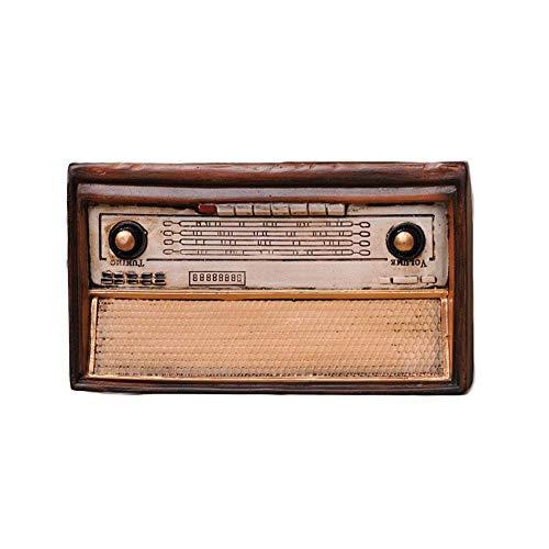 Altes Radiomodell Antiker Stil Harz Retro...