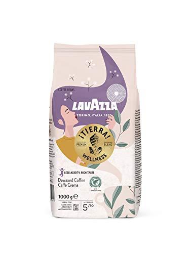 Lavazza ¡Tierra! Wellness, 1kg Packung, 80%...