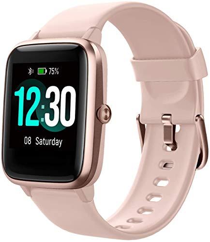 Smartwatch, Fitness Tracker Uhr 1.3' HD Voll...