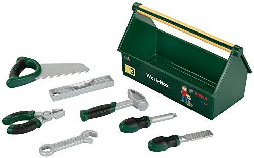 Theo Klein 8573 Bosch Werkzeug-Box I 7-teiliges...