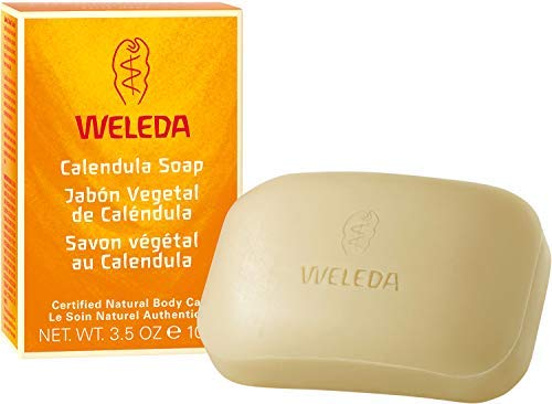 WELEDA Calendula Pflanzenseife, vegane...