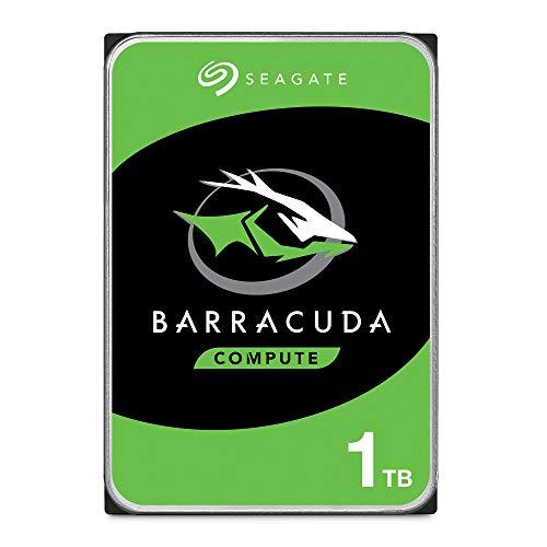 Seagate Barracuda, interne Festplatte 1 TB HDD,...
