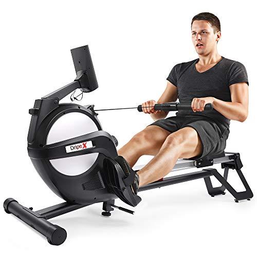 Dripex Rudergerät für Fitness zu Hause,...
