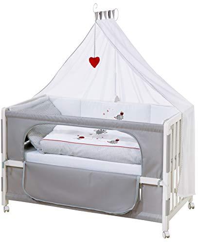 roba Beistellbett, Roombed, Babybett 60x120 cm...