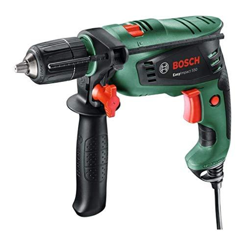 Bosch Schlagbohrmaschine EasyImpact 550 (550 Watt,...