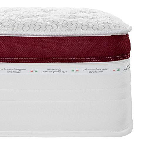 Arensberger ® Deluxx 9 Zonen Taschen-Federkern...