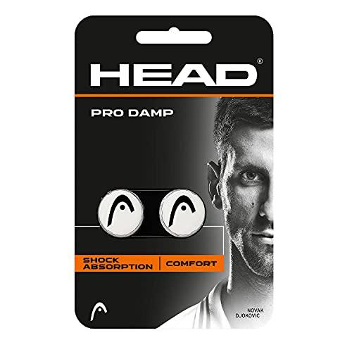HEAD Schlägerzubehör Pro Damp 2er Tennissaite,...