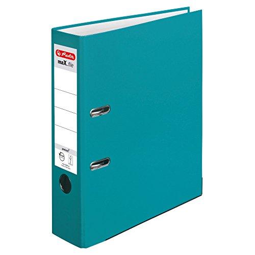 Herlitz 50015931 Ordner 'maX.file' protect, A4, 8...