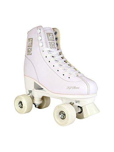 KRF Kinder Rollschuhe, Roller Figure Quad School...