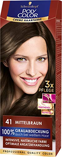 SCHWARZKOPF POLY COLOR Creme Haarfarbe Coloration...