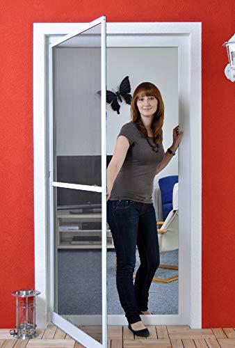 Premium Slim PLUS Fliegengitter für Tür bis max....