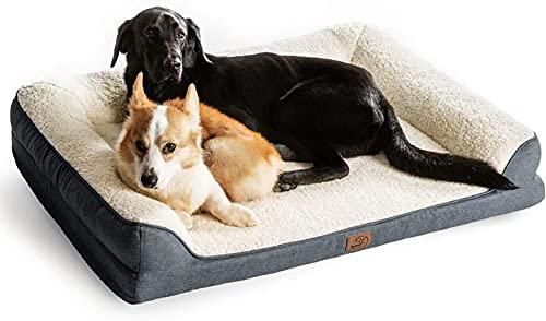Bedsure orthopädische Hundebett große Hunde -...