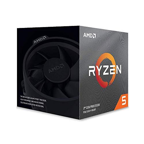 AMD Ryzen 5 3600x 4,4GHz AM4 35 MB Cache Wraith...