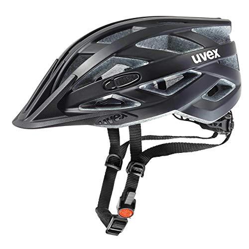 UVEX Erwachsene Fahrradhelm I-VO CC, schwarz...