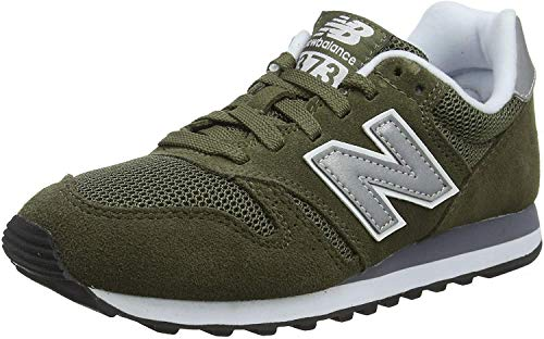 New Balance Herren 373 Core Sneaker Low-top, Grün...