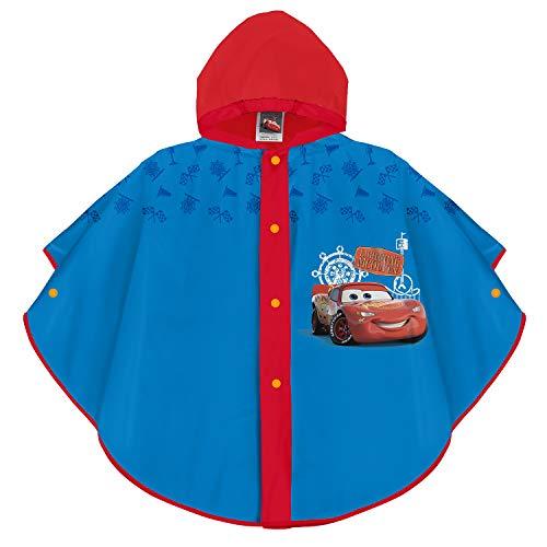 PERLETTI Disney Cars Regen Cape für Kinder -...
