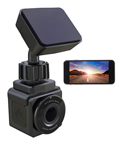 NavGear Mini Dashcam mit Akku: WiFi-Mini-Dashcam,...