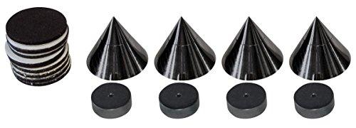 Dynavox Sub-Watt-Absorber 4er Set,...