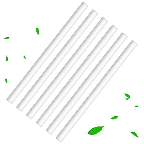 24 Stücke Luftbefeuchter Baumwolle Sticks Filter...