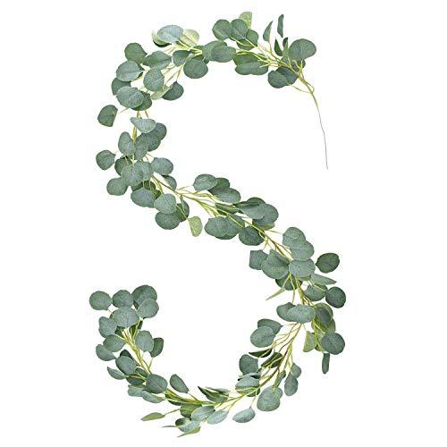 E-Bestar Eukalyptus Girlande Künstlich Pflanz...