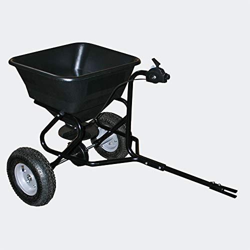 Handwagen Streuwagen für Aufsitzmäher 30kg mit...