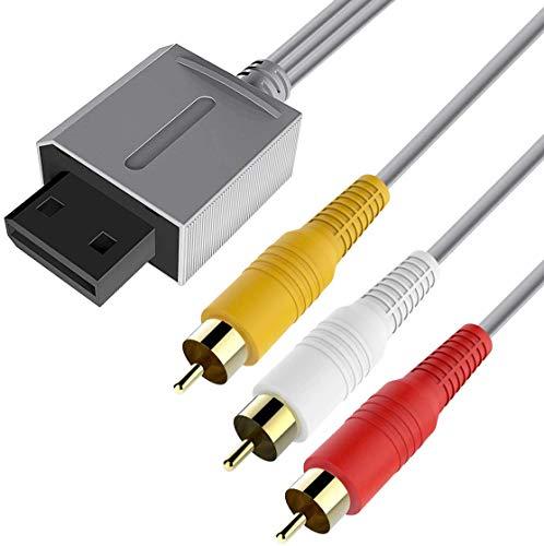 WII Audio Video Kabel,Wii AV Kabel, 6amLifestyle...