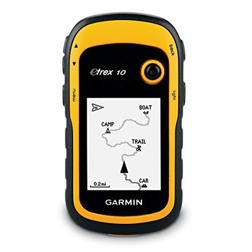 Garmin eTrex 10 GPS Handgerät - 2,2' monochrome,...