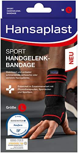 Hansaplast Sport Handgelenk-Bandage,...