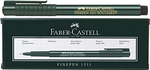 Faber-Castell 151199 - Faserschreiber Finepen...